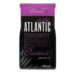 Arroz Basmati Atlantic Le Chef
